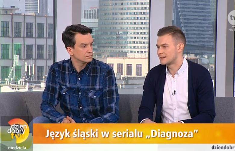 """""""Diagnoza"""" po śląsku, TVN - bele kaj, blog podróżniczy po śląsku"""