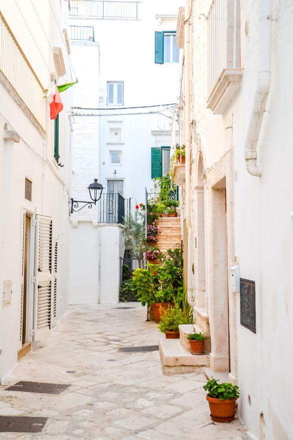 Locorotondo, Apulia, Włochy - bele kaj, blog podróżniczy po śląsku