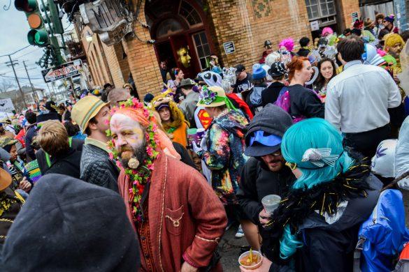 Mardi Gras, Nowy Orlean, USA - bele kaj, blog podróżniczy po śląsku