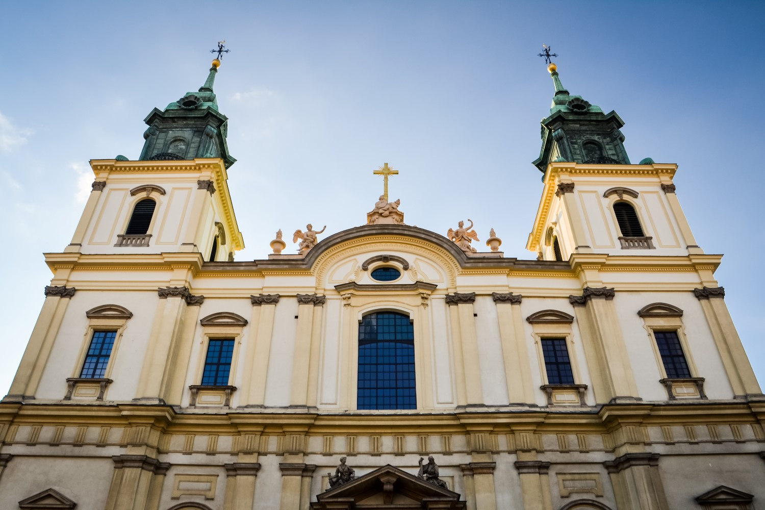 Warszawa, Polska - bele kaj, blog podróżniczy po śląsku