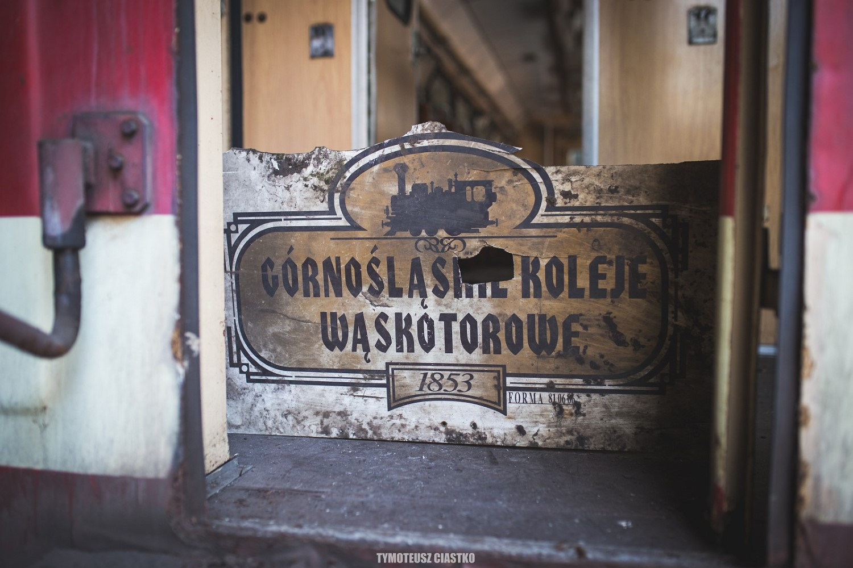 Warsztaty Naprawcze Górnośląskich Kolei Wąskotorowych, Bytom, Śląsk - bele kaj, blog podróżniczy po śląsku