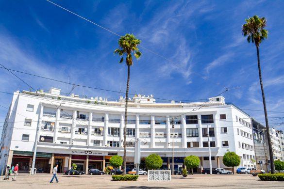 Rabat, Maroko - bele kaj, blog podróżniczy po śląsku
