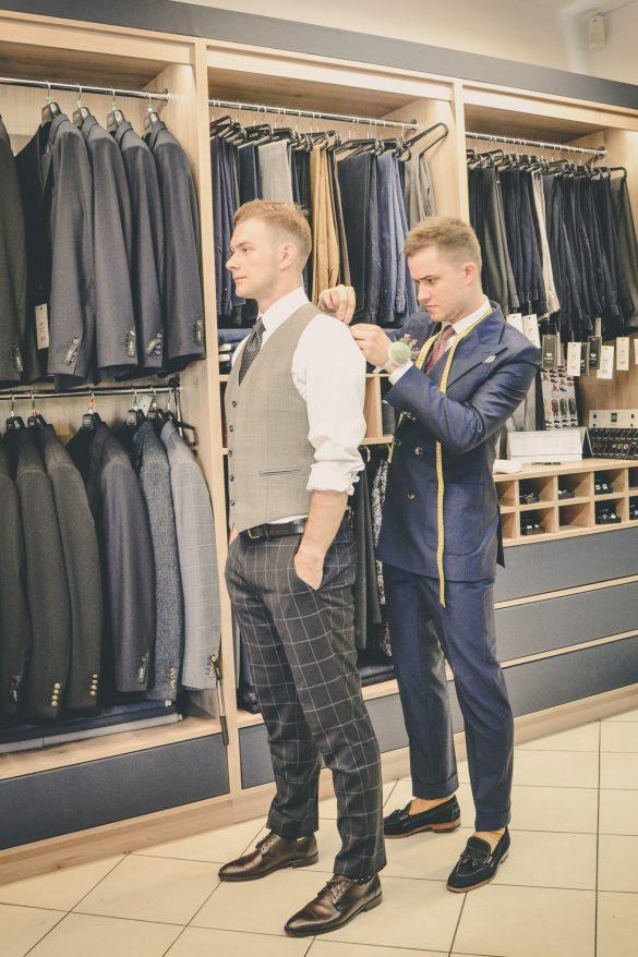 Śląska firma - Lazar, Rybnik, garnitury - blog bele kaj po śląsku