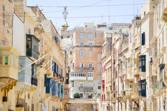 La Valletta, Malta - bele kaj, blog podróżniczy po śląsku