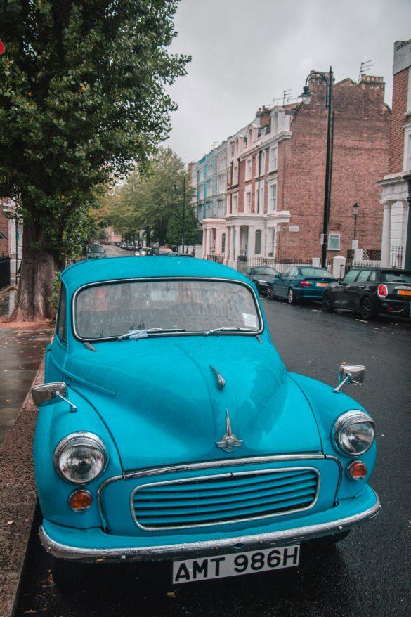 Notting Hill, Camden Town, Londyn - bele kaj, blog podróżniczy po śląsku