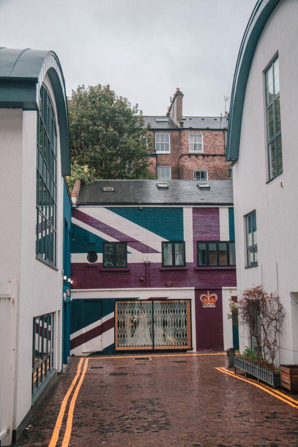 Londyn – zwiedzanie Notting Hill i Camden Town