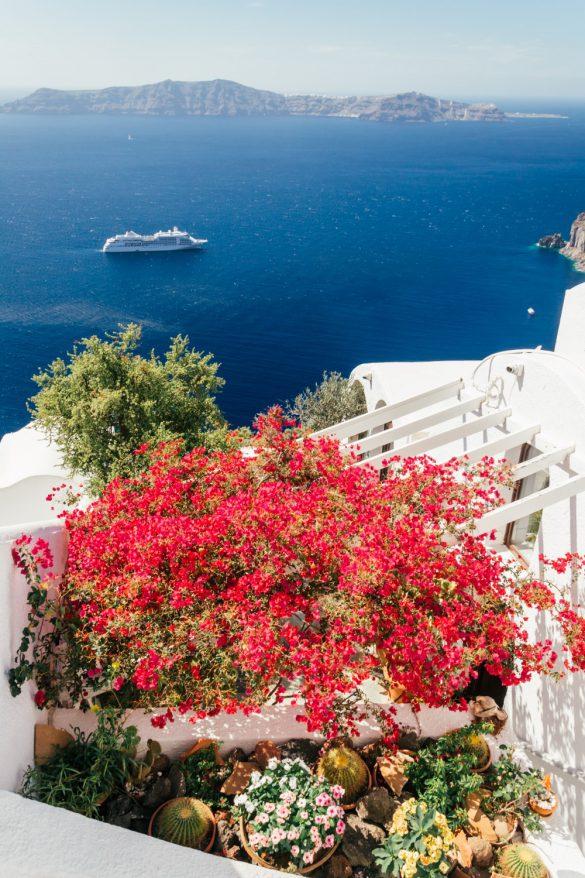 Wyspa Santorini, Cyklady, Grecja - bele kaj, blog podróżniczy po śląsku