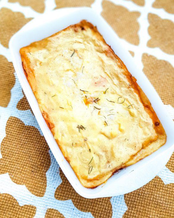 Sheperd's Pie - bele kaj - blog po śląsku