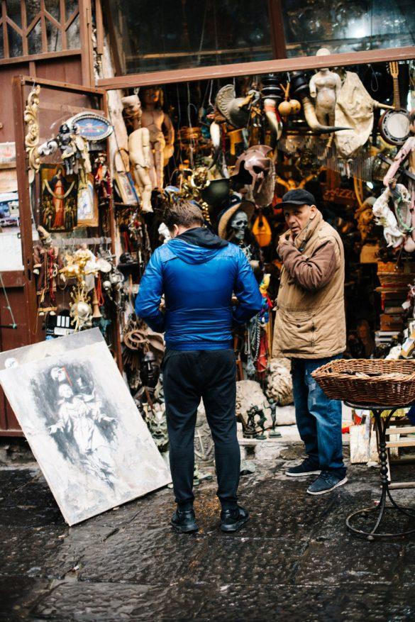 Spacer po Neapolu, Włochy - bele kaj, blog podróżniczy po śląsku
