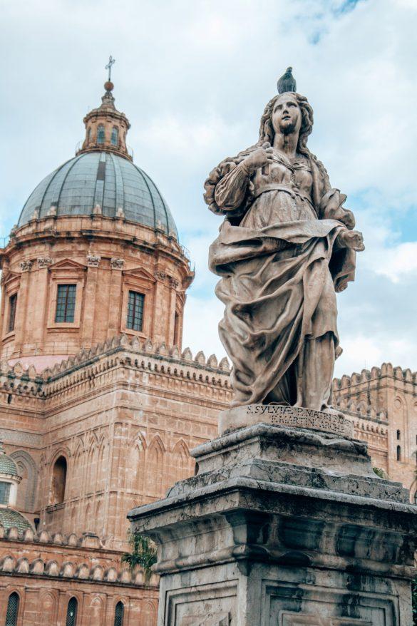 Zwiedzanie Palermo – atrakcje cudownej stolicy Sycylii