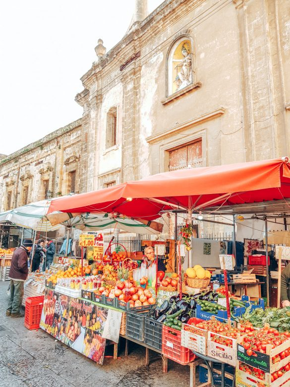 Palermo, Sycylia, Włochy - bele kaj, blog podróżniczy po śląsku