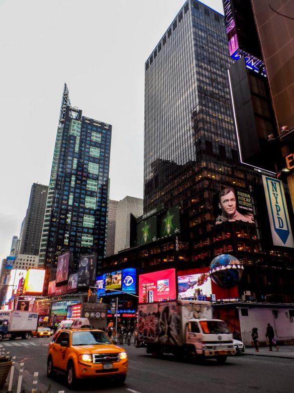 Spōminki z USA, Nowy Jork - bele kaj, blog podróżniczy po śląsku
