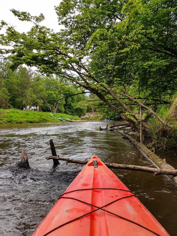 Spływ kajakowy, Zawadzkie, Śląsk - bele kaj, blog podróżniczy po śląsku