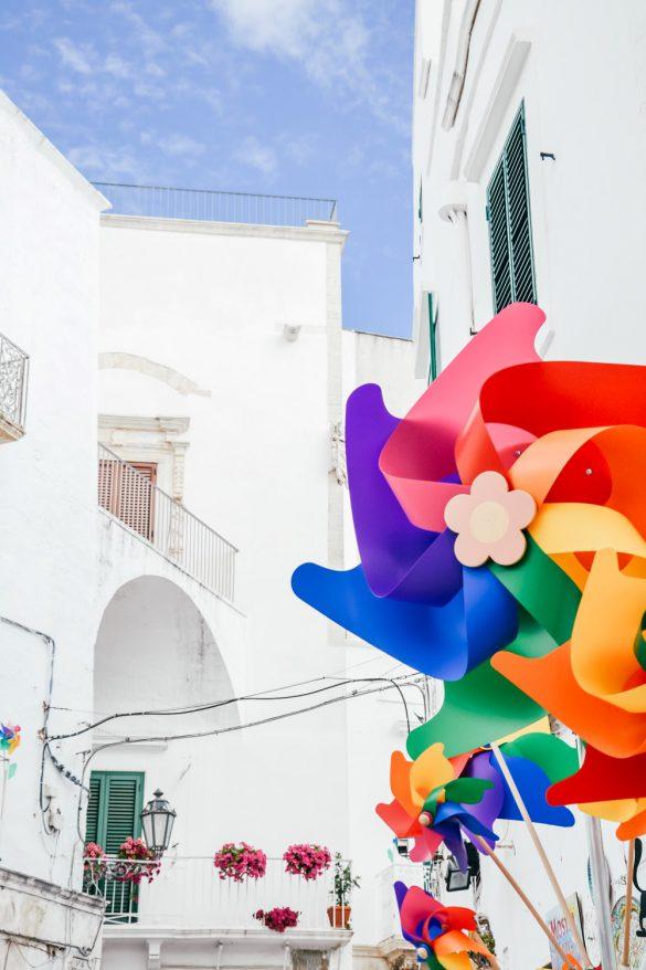 Ostuni, Apulia, Włochy - bele kaj, blog podróżniczy po śląsku