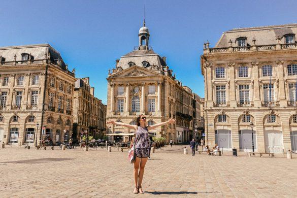 Bordeaux, Francja - bele kaj, blog podróżniczy po śląsku