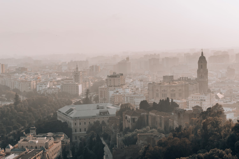 Malaga, Andaluzja, Hiszpania - bele kaj, blog podróżniczy po śląsku