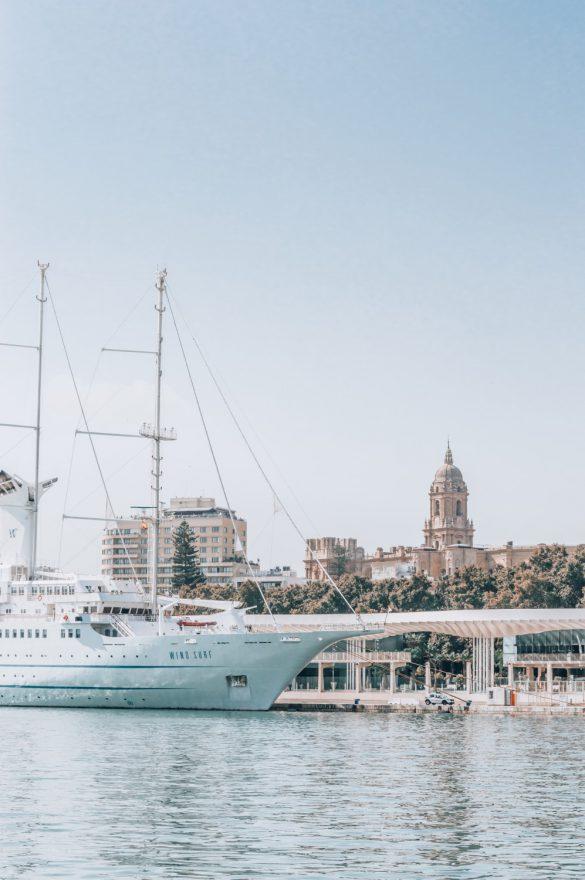 Pierwsze spotkanie z Andaluzją – zwiedzanie Malagi
