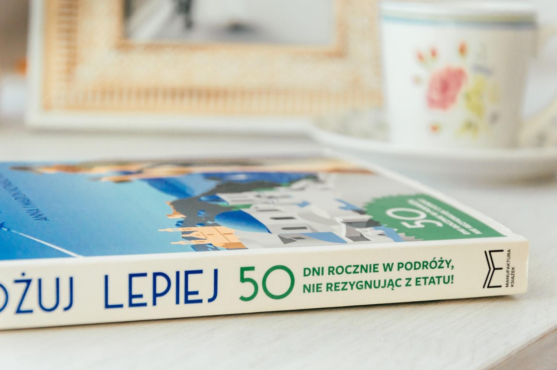 """Recenzja książki """"Podróżuj Lepiej"""" - bele kaj, blog podróżniczy po śląsku"""