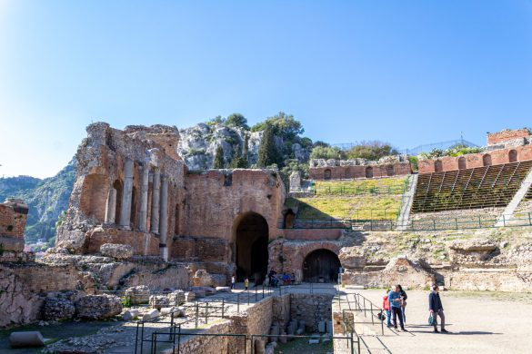 Taormina, Sycylia, Włochy - bele kaj, blog podróżniczy