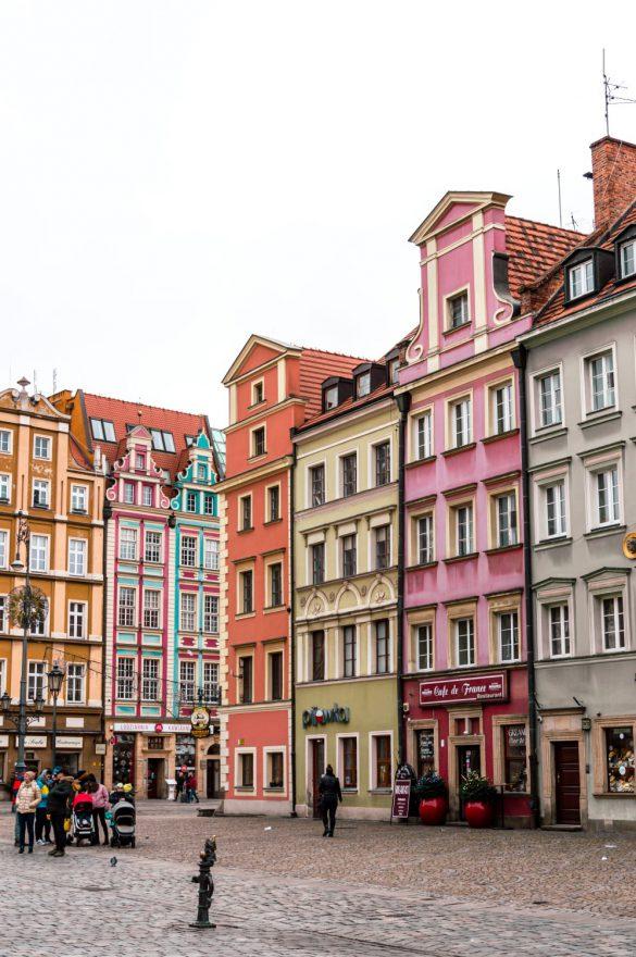 Wrocław, Dolny Śląsk - bele kaj, blog podróżniczy po śląsku