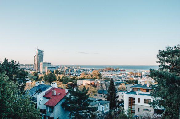 Gdynia, Polska, Morze Bałtyckie - bele kaj - blog podróżniczy