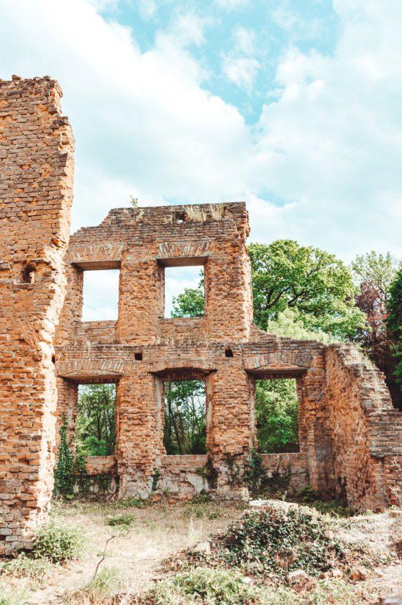Opuszczone pałace ziemi raciborskiej - bele kaj - blog podróżniczy po śląsku