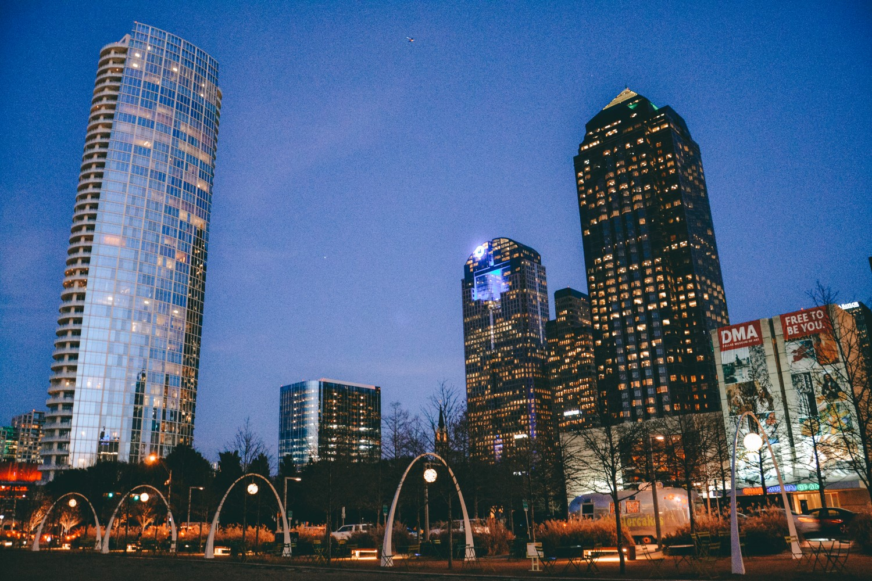 Dallas, Teksas, USA - bele kaj - blog podróżniczy