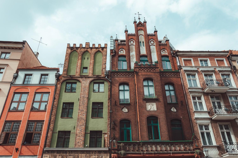 Toruń, Polska - bele kaj, blog podróżniczy po śląsku