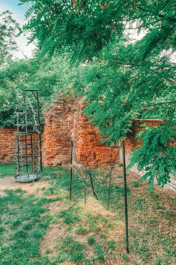 Pałac w Pławniowicach, Śląsk - bele kaj - blog podróżniczy