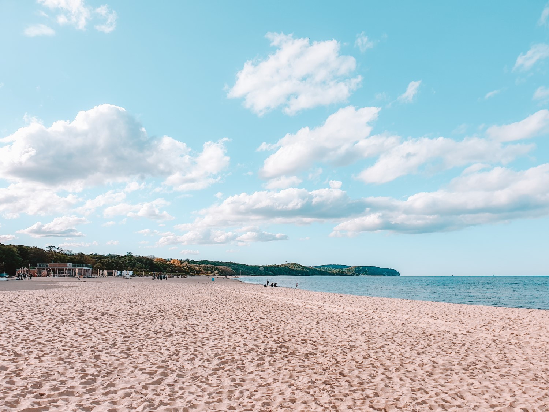 Sopot, Polska, Morze Bałtyckie - bele kaj - blog podróżniczy