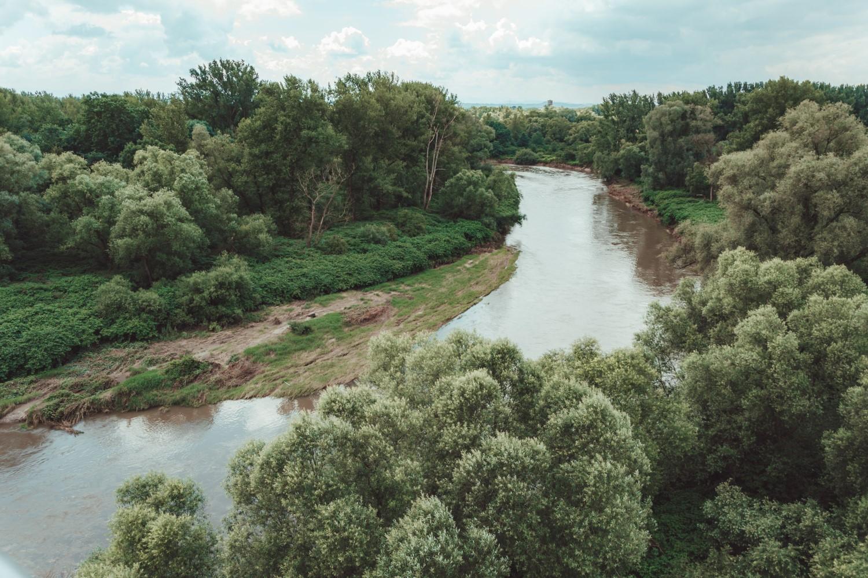 Graniczne Meandry Odry, Śląsk - blog podróżniczy bele kaj