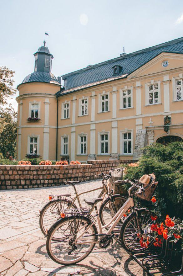 Zamek Chałupki, Śląsk - blog podróżniczy bele kaj