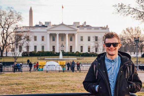 Waszyngton, Dystrykt Kolumbii, USA - bele kaj - blog podróżniczy