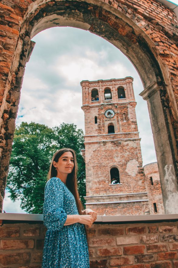 Zamek w Tworkowie, Śląsk - bele kaj - blog podróżniczy