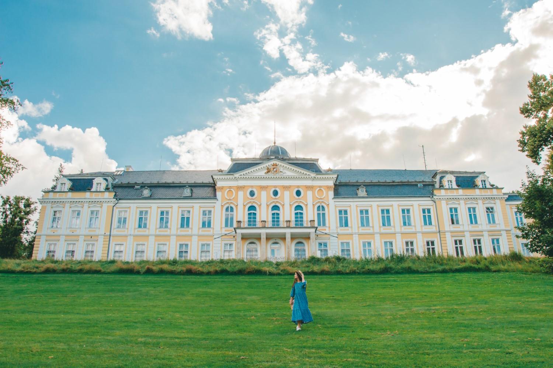 Pałac w Šilheřovicach