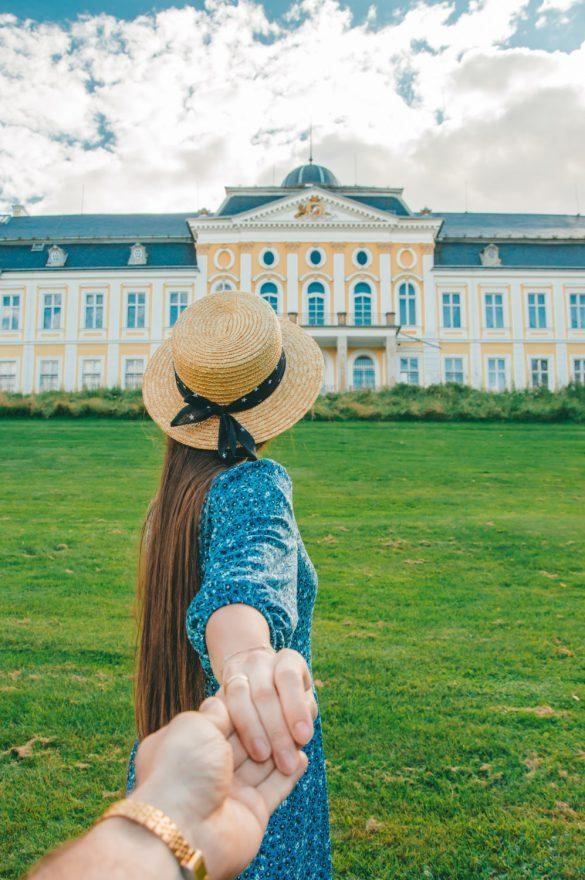 Pałac w Šilheřovicach, Śląsk - bele kaj - blog podróżniczy