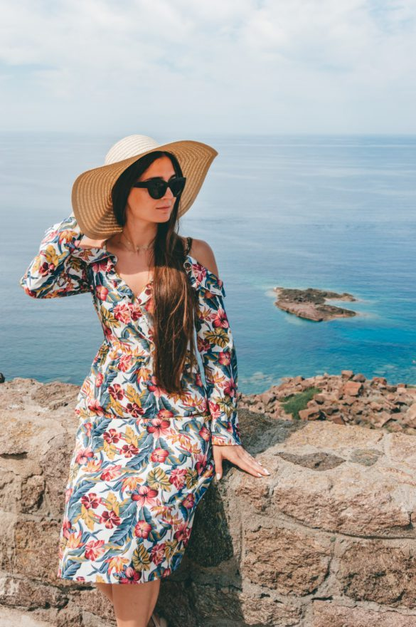Castelsardo, Sardynia, Włochy - bele kaj - blog podróżniczy