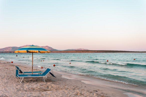 La Pelosa, Stintino, Sardynia, Włochy - bele kaj - blog podróżniczy